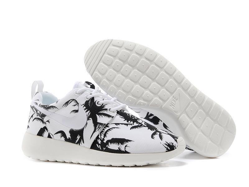 ecef68abaec0 Lightning Shoes-Nike Unisex Roshe Run Print Sneakers