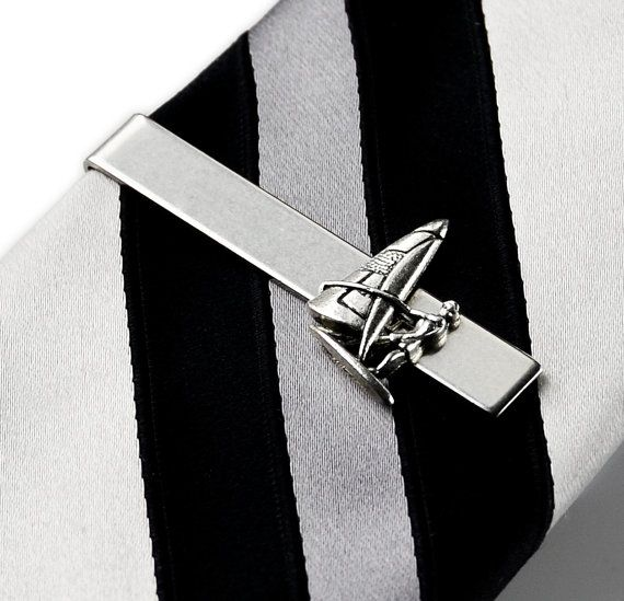 Quality Handcrafts Guaranteed Tooth Tie Clip