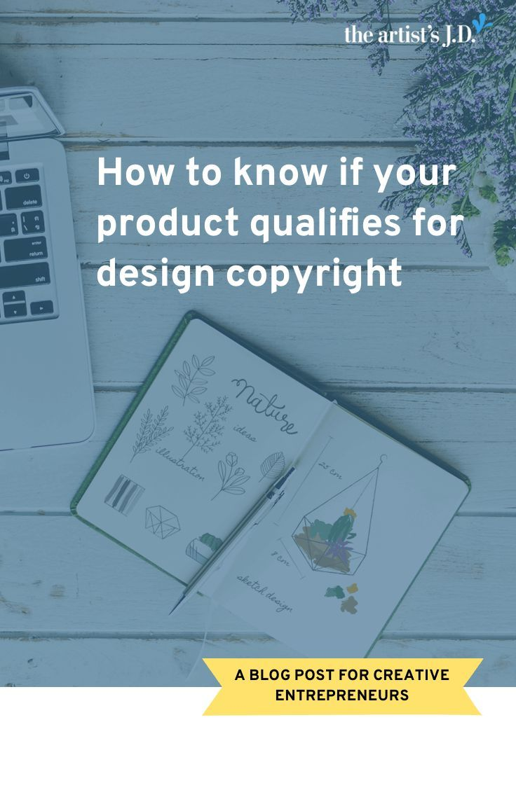 Create a product? Is it protected by copyright? Online