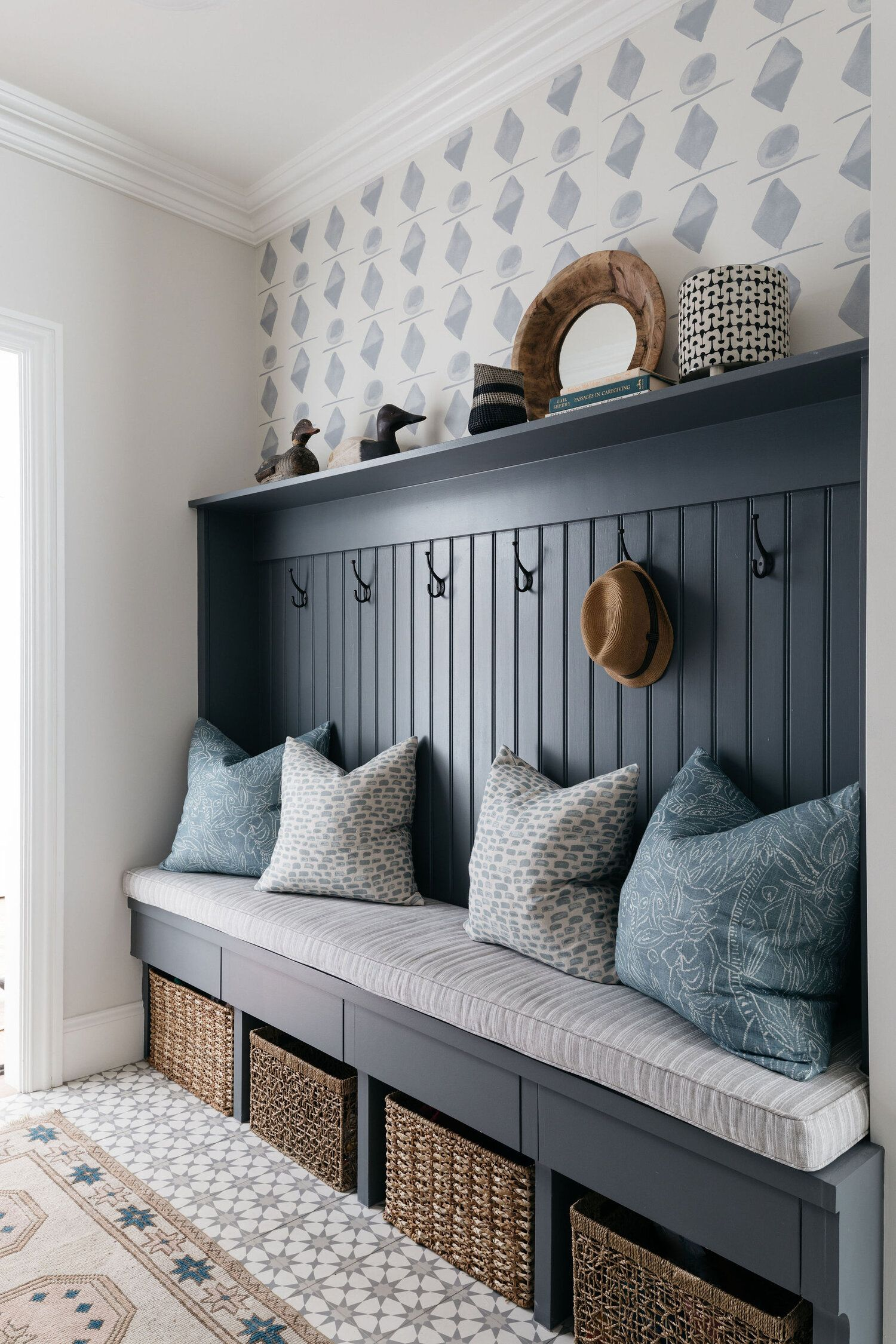 5 Spots To Transform A Space With Wallpaper