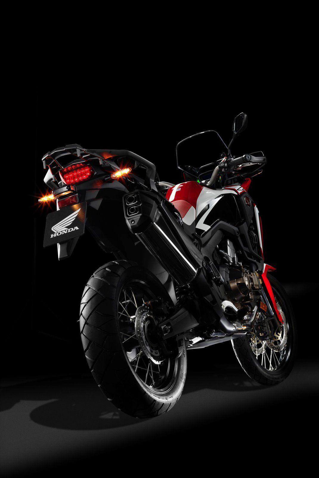 Foto de Honda CRF1000L Africa Twin (45/57) Honda, Motos