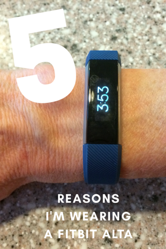 Fitness Tracker Favorites -- My Fitbit Alta Review : Got2Run4Me
