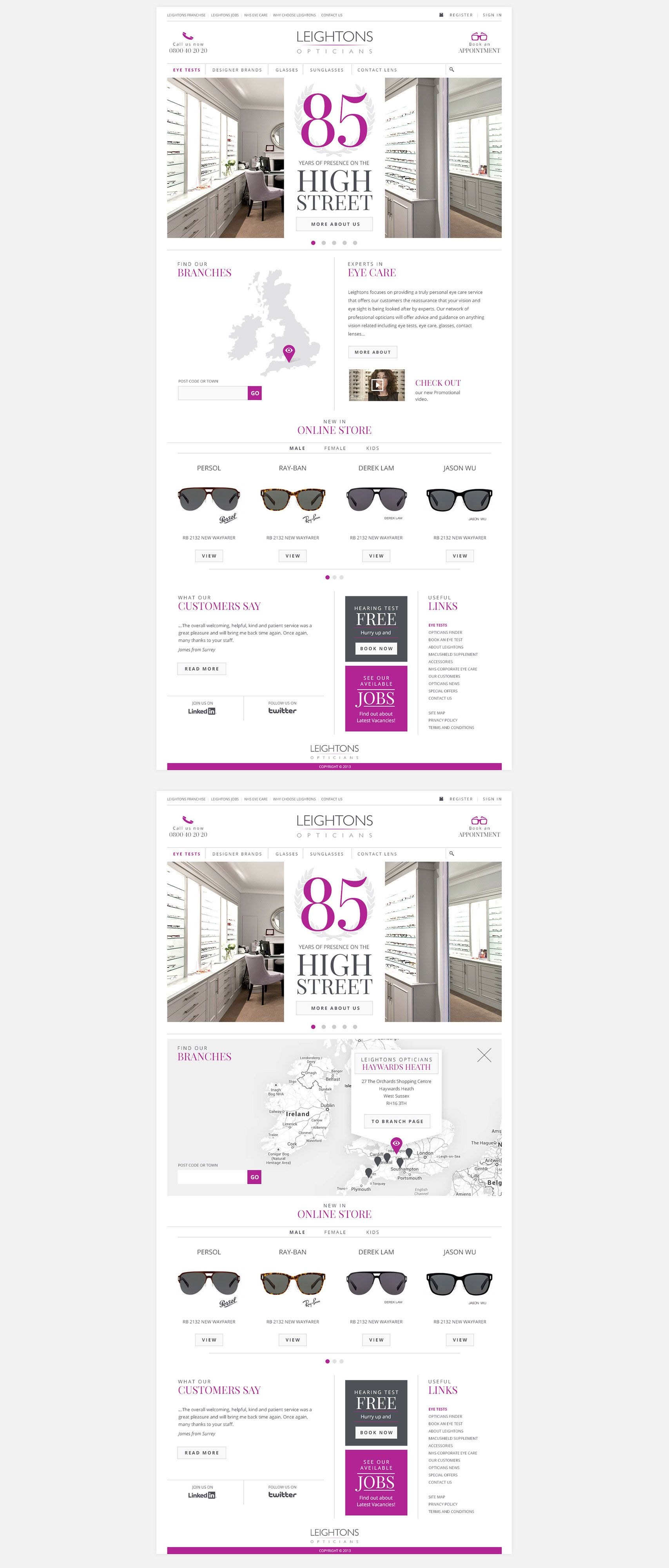 I Liked How It All Looked But The Client Did Not Web Design Design Clients