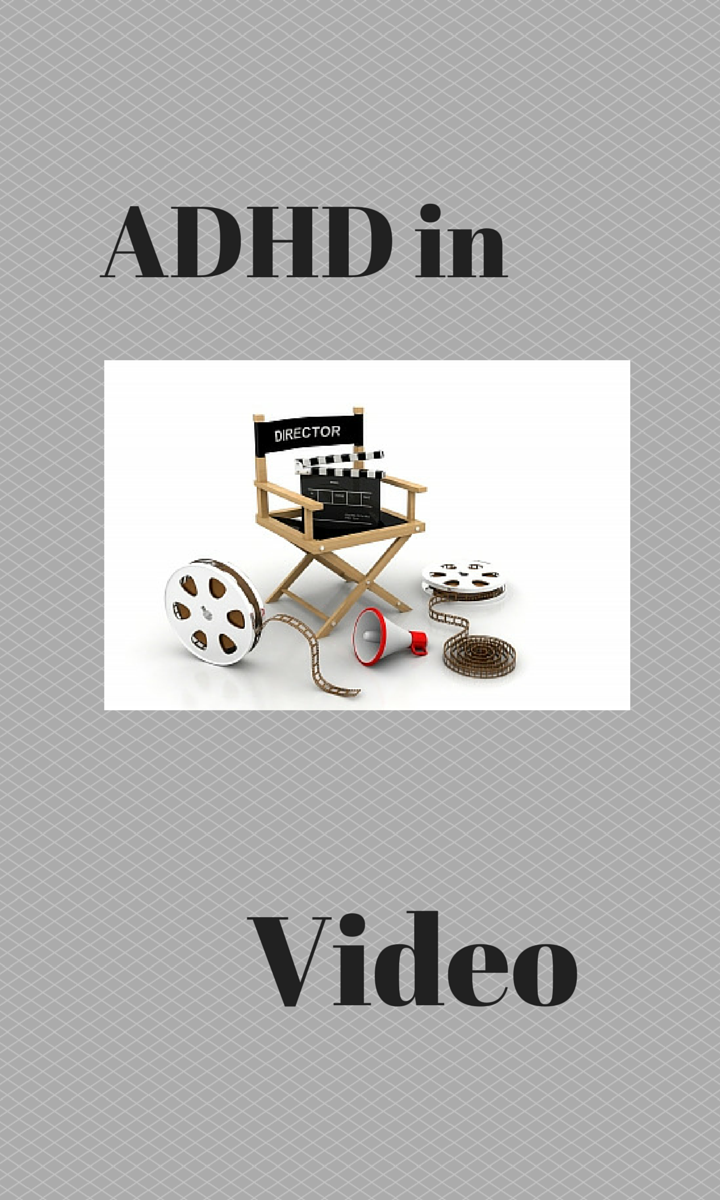 Don't like reading? ADHD in Video - Over 50 videos on ADHD and related topics with access to hundreds more.