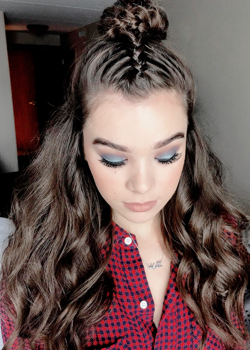 the right haircut hailee steinfeld hailee steinfeld frisuren 5909