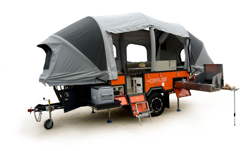 Tiny Trailers Travel Light Lightweight Travel Trailers Tiny