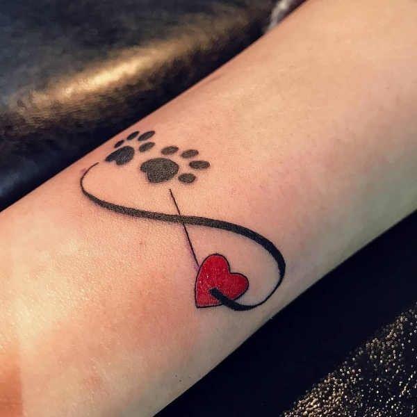 Infinito Significato Idee E Immagini Tatuaggio Infinito