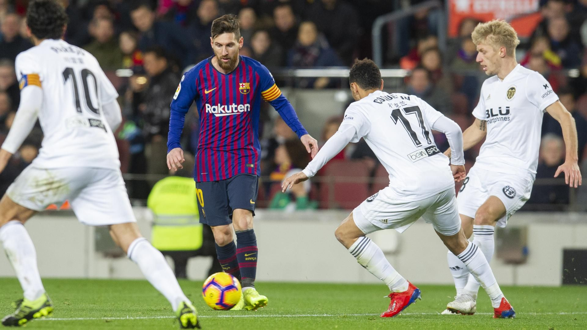 Watch Barcelona vs Valencia Spanish Copa del Rey 2019 Live