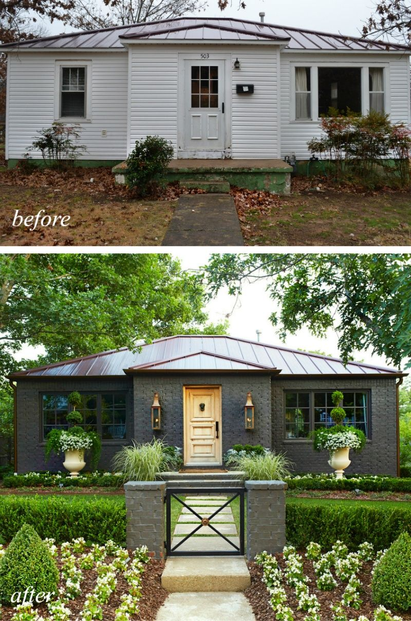 Can A Raised Ranch Home Become A Traditional Home Home Exterior