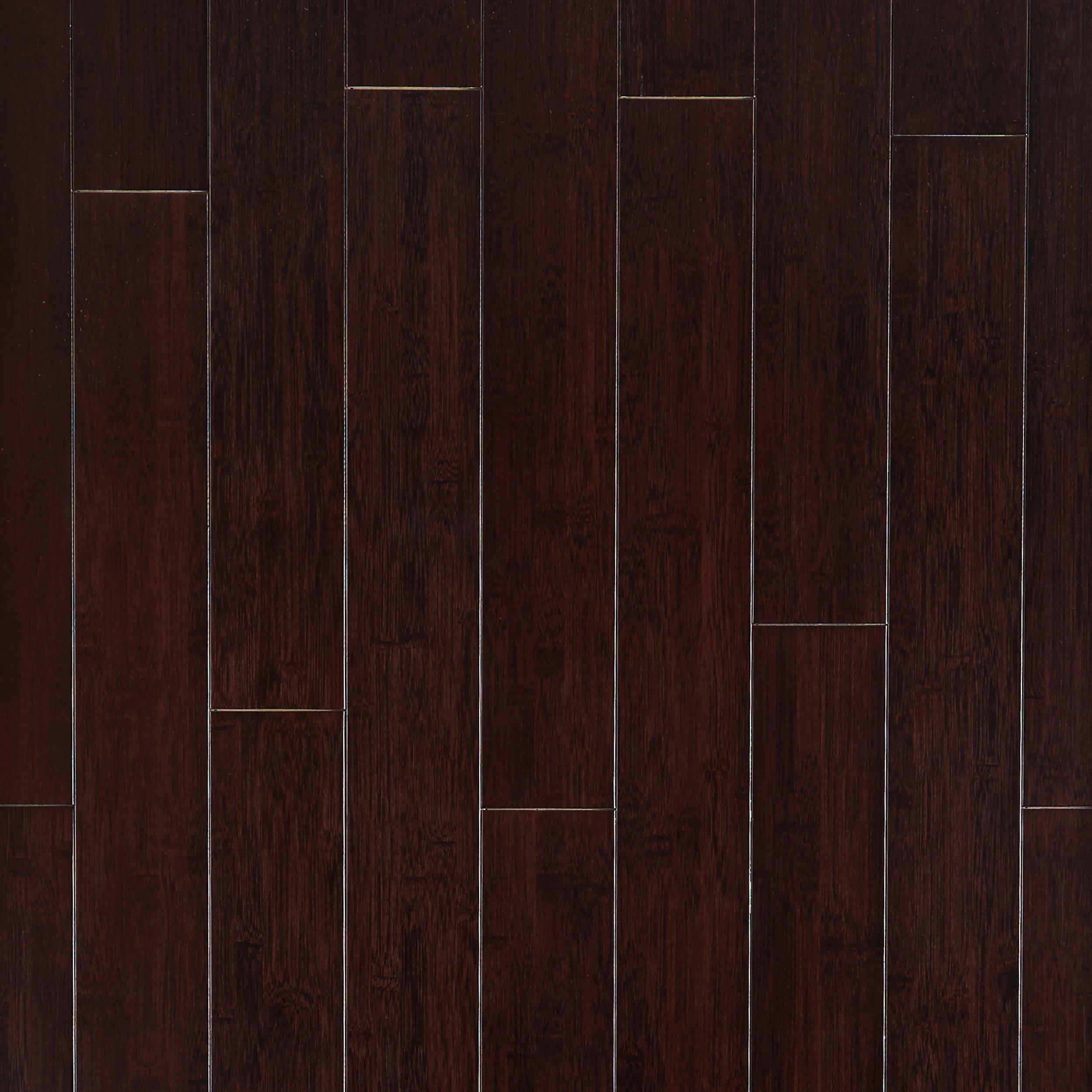 Eco Forest Chestnut Solid Bamboo Floor Decor Bamboo Decor Flooring Floor Decor