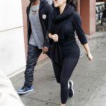 Kim Kardashian Already Feeling Pregnancy Growing Pains