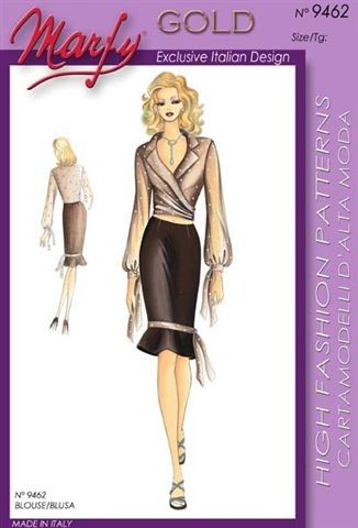 Marfy Gold 9462 Sewingpatterns Eu Clothing Patterns Online Naaipatronen Patronen Kleding