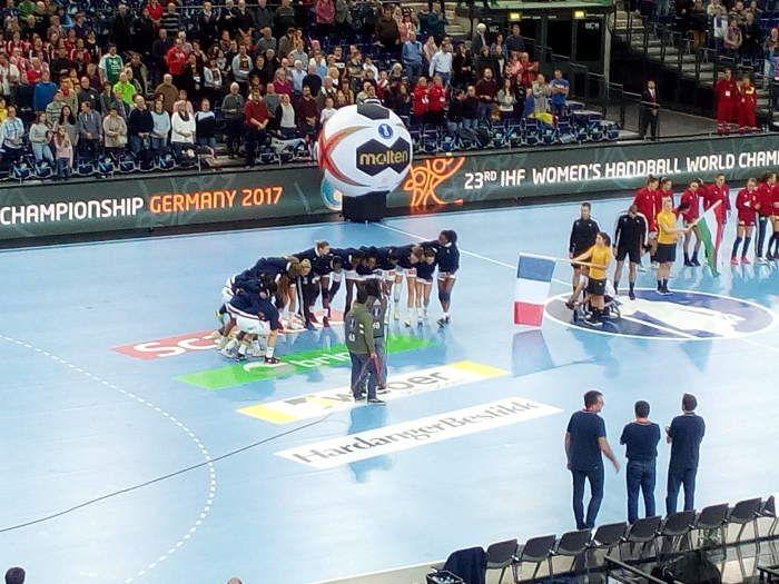 Viertelfinale Wm 2017 Deutschland
