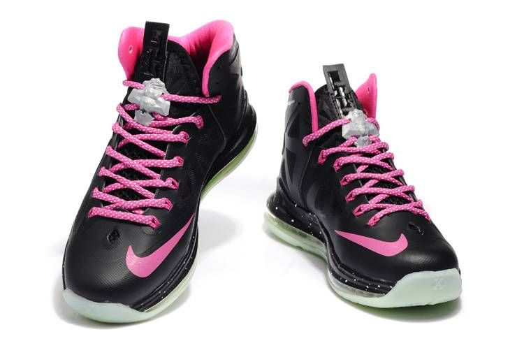 Nike LeBron X Womens Floridians Glow-in-the-Dark Sole [Womens Nike