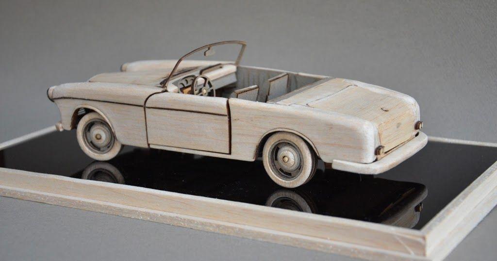 Bmw 503 1957 Bmw Wooden Toy Car Cars Trucks