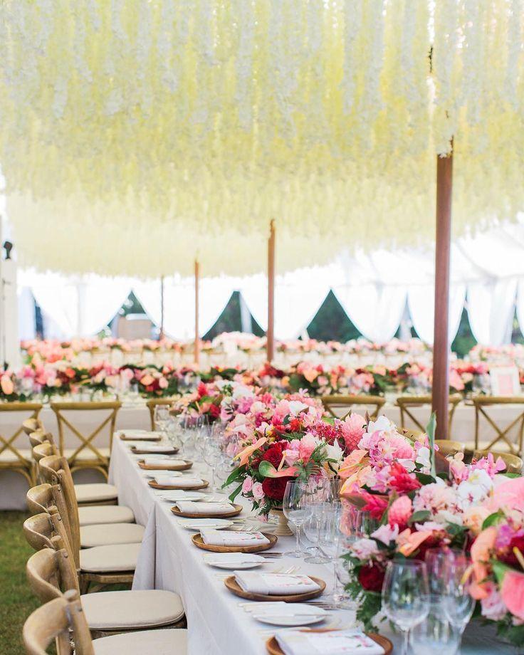 Hawaiian Wedding Reception Ideas: Bliss In Bloom Coordination At Mauna Kea Beach Hotel On