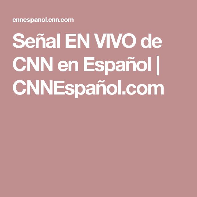 cnn en español en vivo venezuela