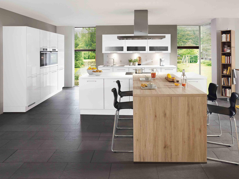 Einbauküche Vito Fire Einbauküche, Küche und Stilvolle küche