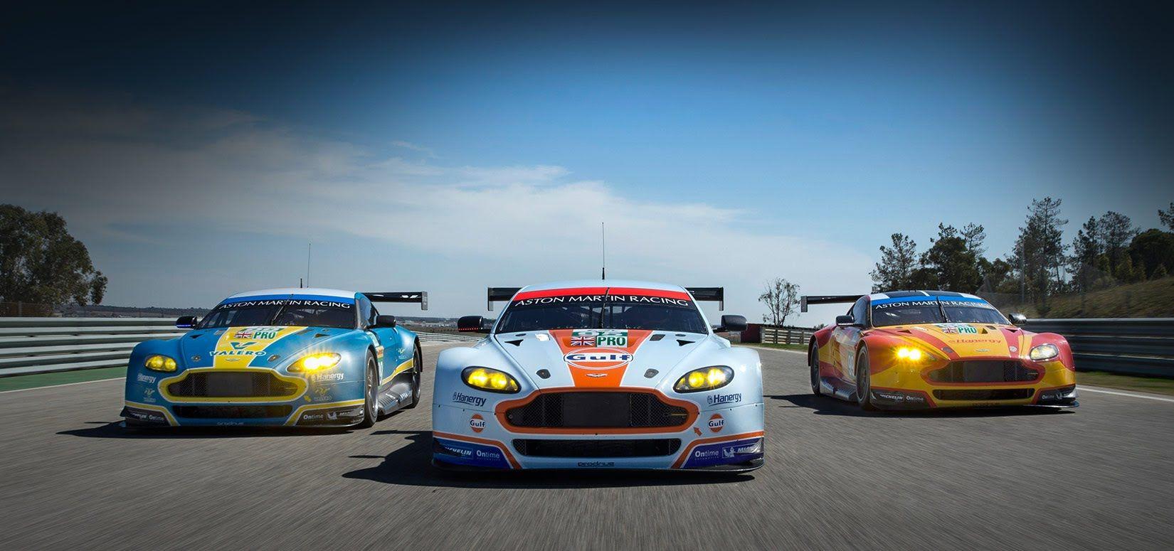 Aston Martin Racing Fia World Endurance Championship 2015