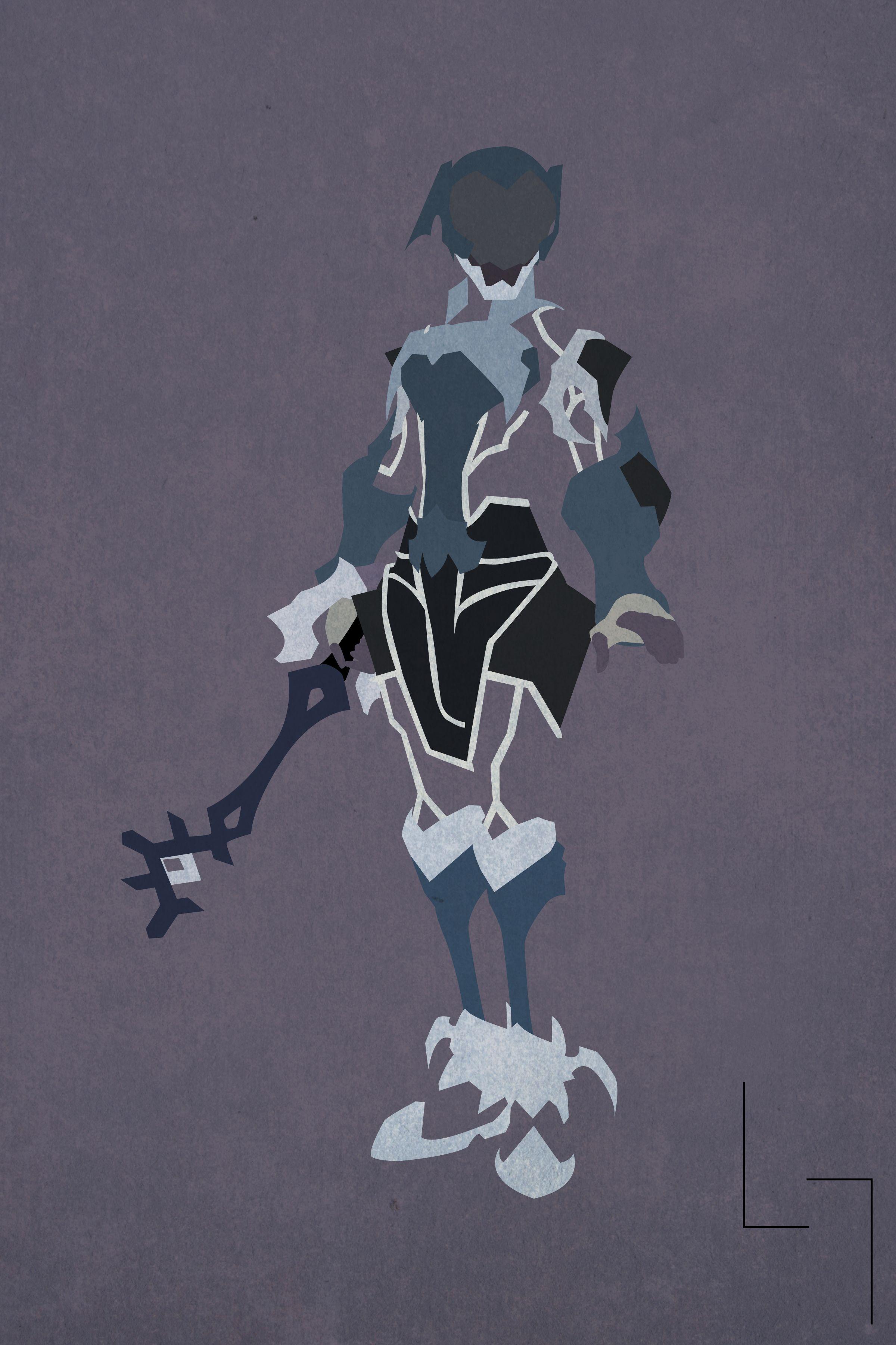 Aqua armor | Birth by Sleep | Pinterest | Final fantasy ...  Aqua armor | Bi...