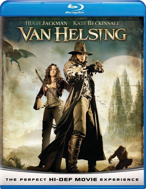 Van Helsing (2004) 1080p BluRay x264 ESubs AC3 Dual Audio [Hindi DD5.1 + English DD5.1]
