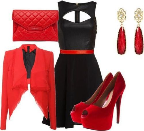large 15 Sexy & Elegant Valentines Day Combinations