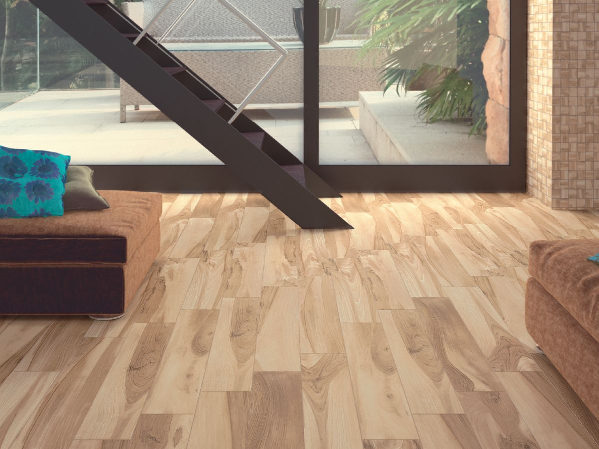 Happy floors tigerwood cherry 6 x 36 porcelain wood look tile happy floors tigerwood cherry 6 x 36 porcelain wood look tile dailygadgetfo Images