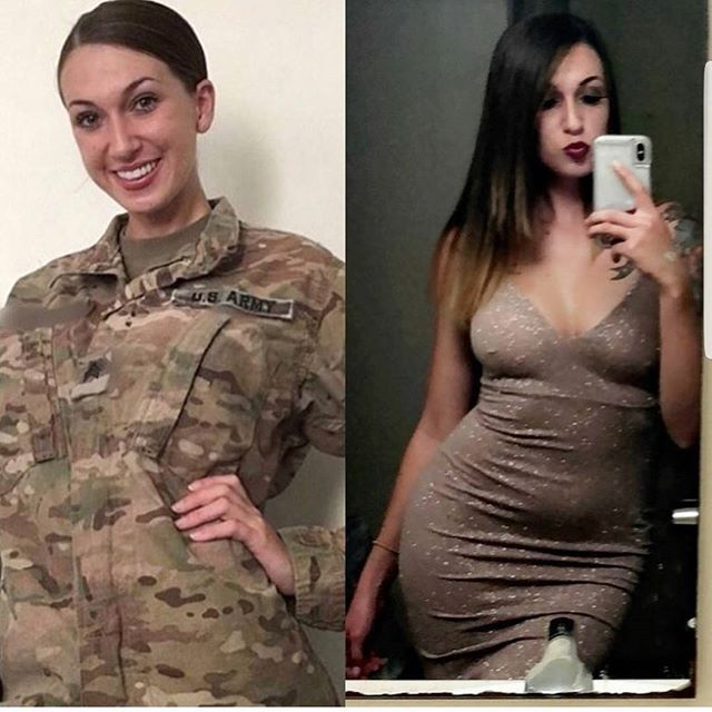 Army life for females