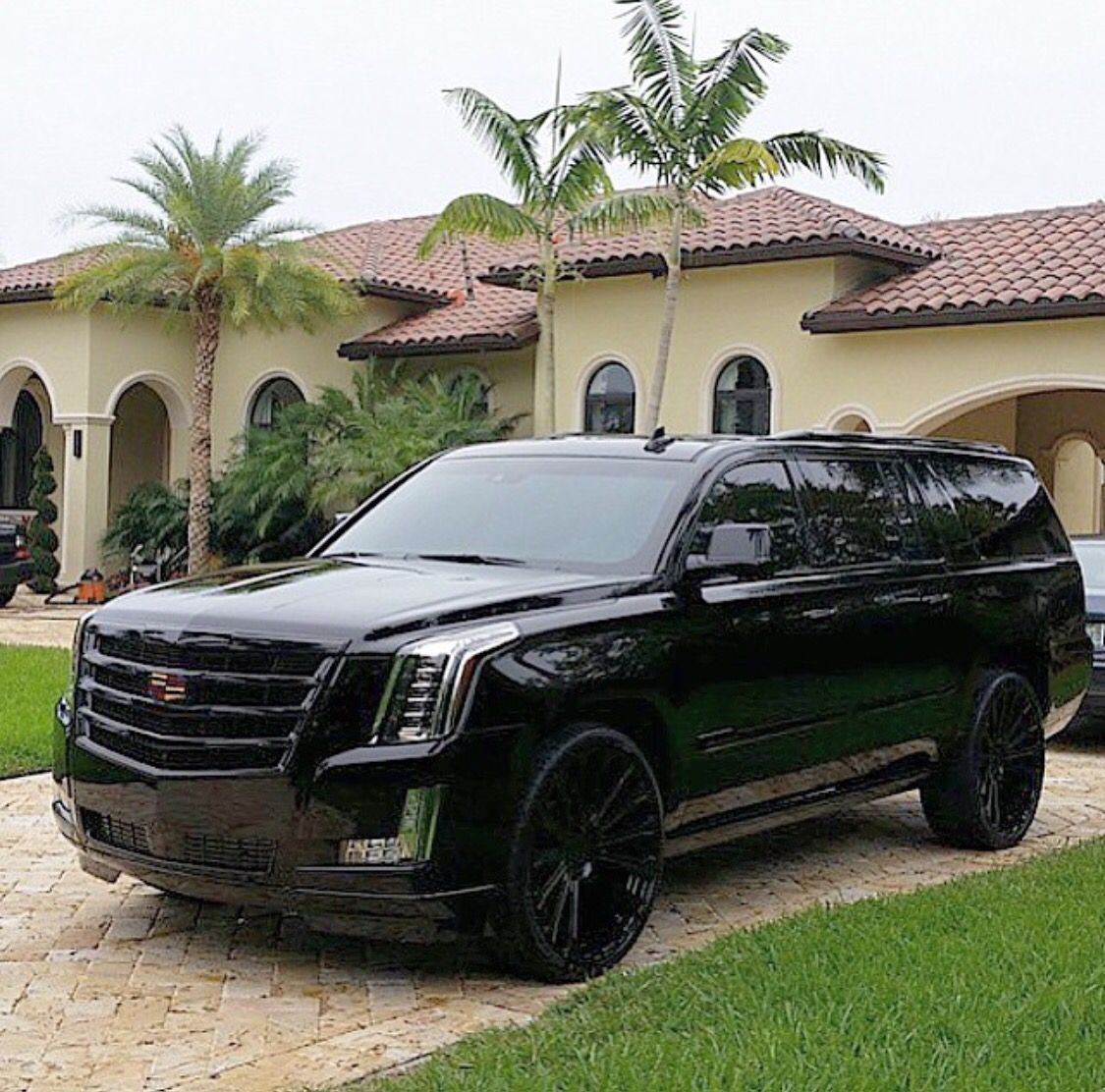 This Picture Represents The New Cadillac Escalade I Will Be Driving In 2018 And My Florida Vacation Home