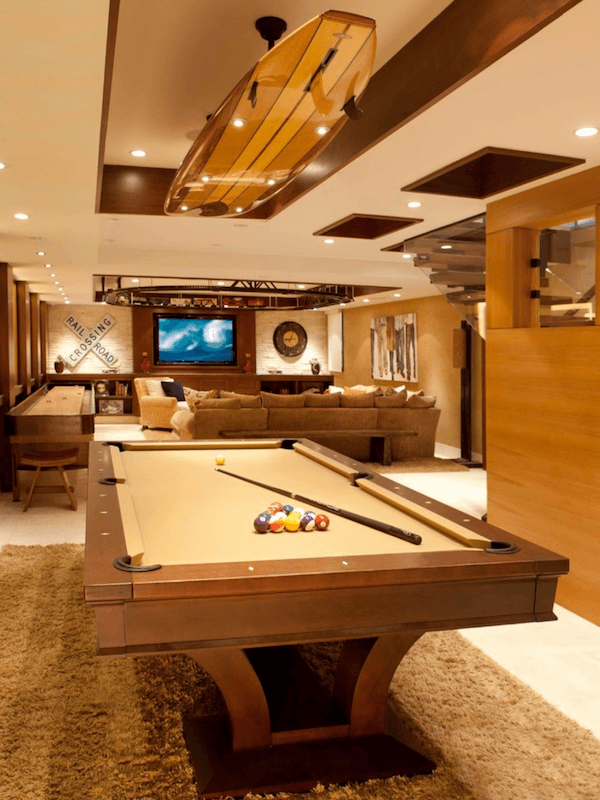 Home Interior Design Game Online: How To: Incorporate Surfboards In Home Decor