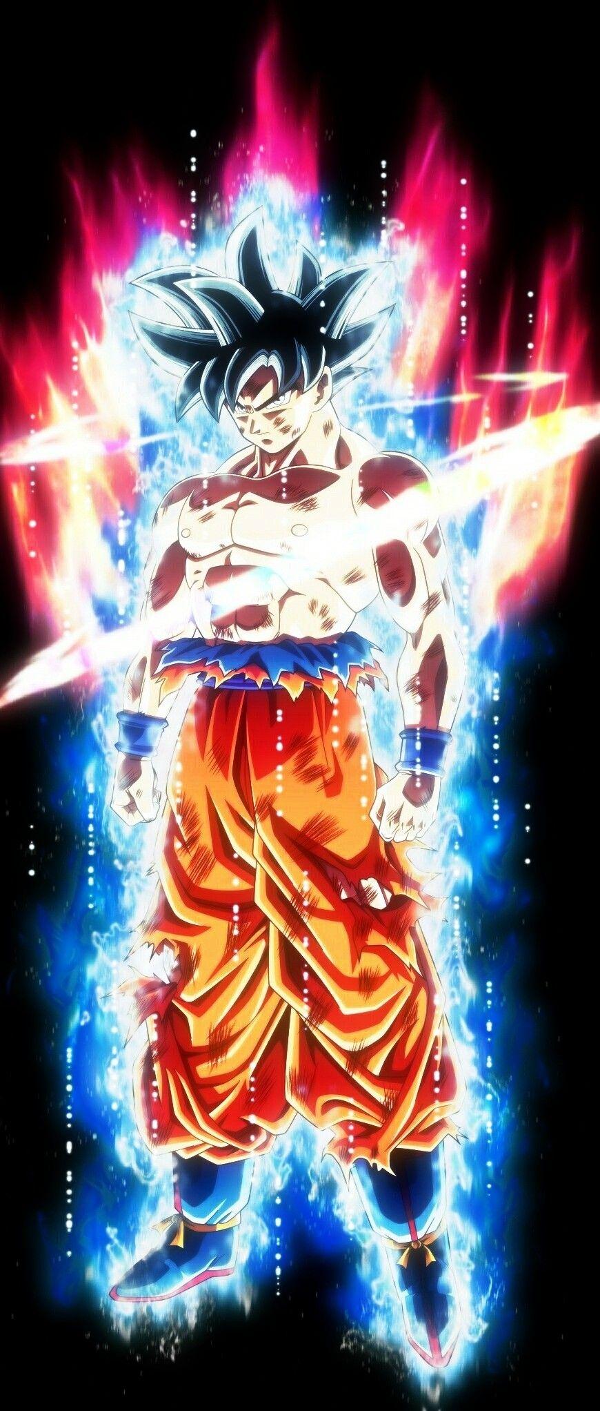 Goku Ultrainstinct In Dragon Ball Super Dragon Ball Wallpapers Dragon Ball Goku Dragon Ball