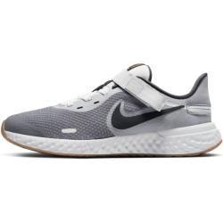 Photo of Nike Revolution 5 FlyEase Laufschuh für ältere Kinder – Grau Nike