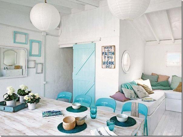 Case Mobili Stile Mediterraneo : Decorare il tuo soggiorno con il bianco living room case case
