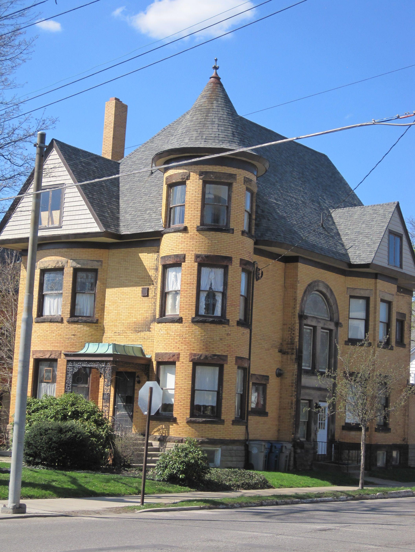 Huidekoper Home In Meadville Pennsylvania 1880 S 1910 Pinterest