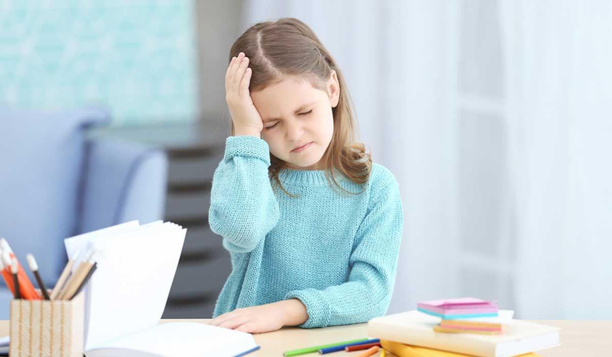 متى يكون صداع الاطفال خطيرا Natural Headache Remedies Headache Remedies Headache Cure