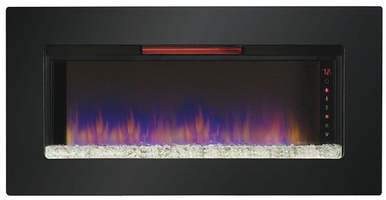 Https Www Amazon Com Classicflame 47ii100grg Felicity Infrared Fireplace Dp B00k1730i6 Ref Sr 1 Wall Mount Electric Fireplace Wall Mount Fireplace Fireplace