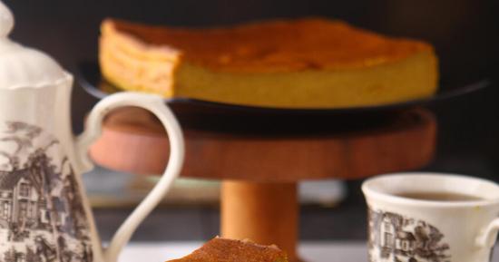 Bingka Labu Kuning Yang Lembut Gurih Dan Super Mudah Dibuat Di 2020 Sayuran Beku Memanggang Kue Labu