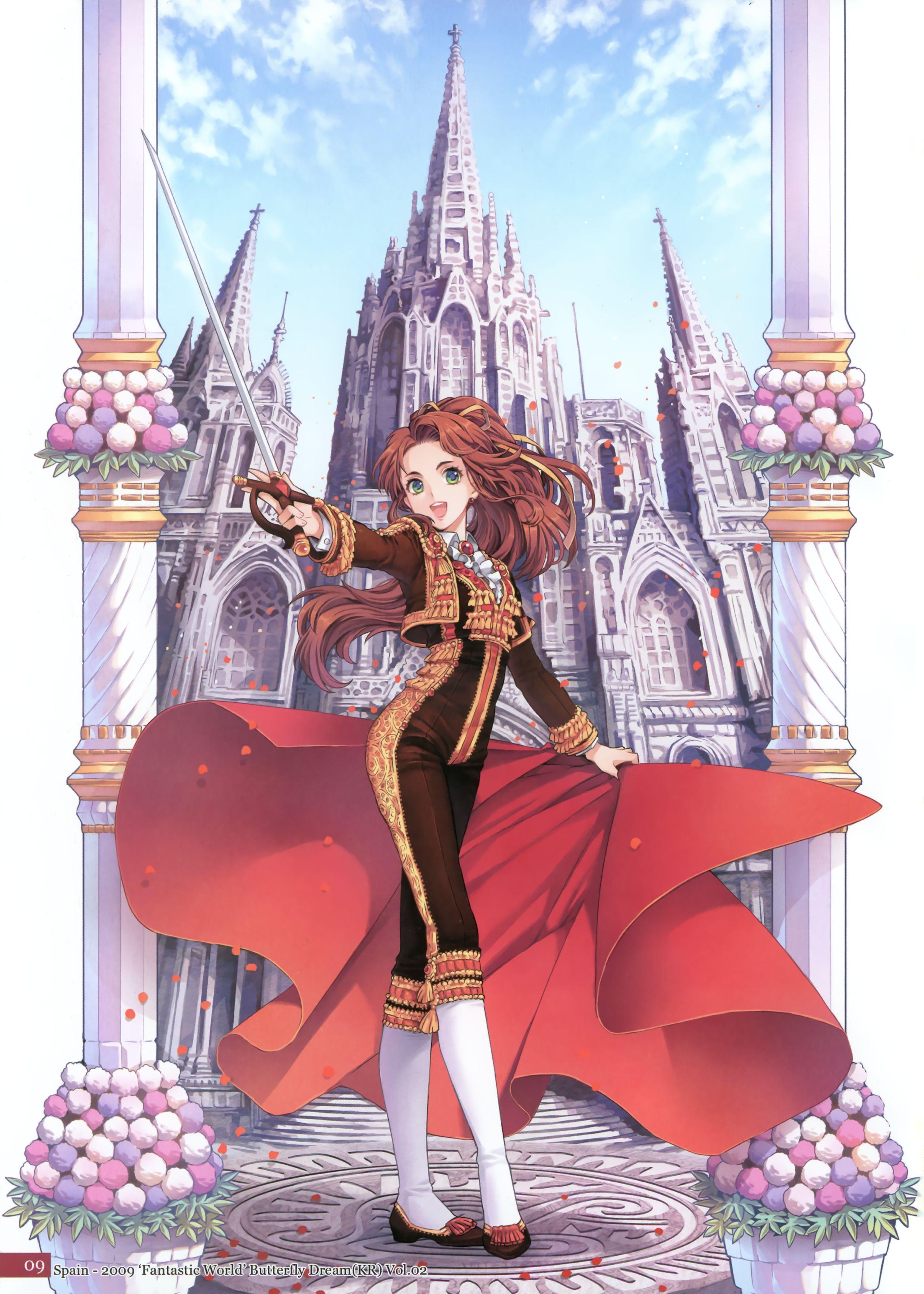 "Spain ""Fantastic World"" Butterfly Dream vol.02, 2009"