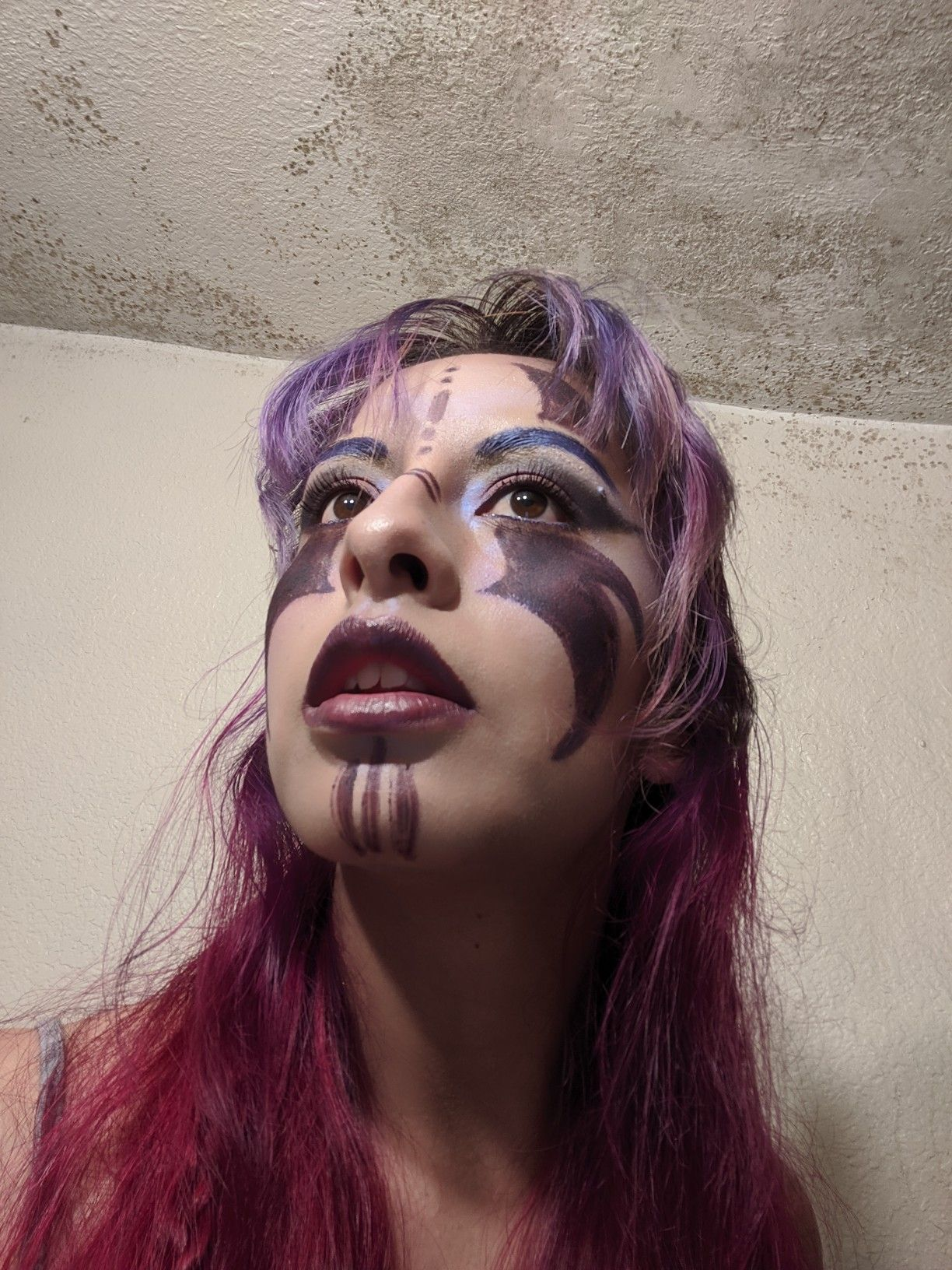 Pin by Navit on Avon Halloween face makeup, Face, Face