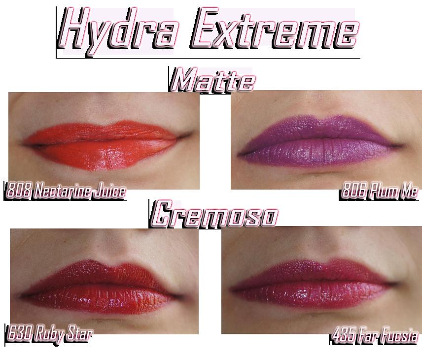 Batons/ Lipstick Hydra Extreme da Maybelline