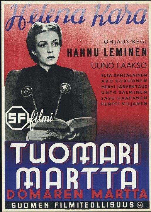 Tuomari Martta (1943)