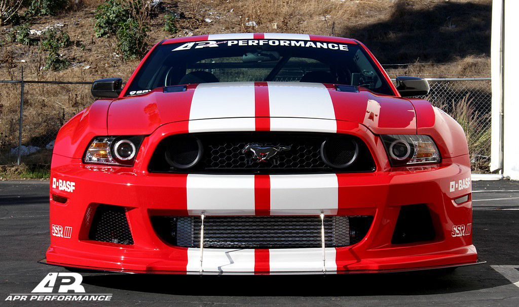 Apr Ford Mustang Wide Body Kit 2010 2014 Wide Body Kits 2014
