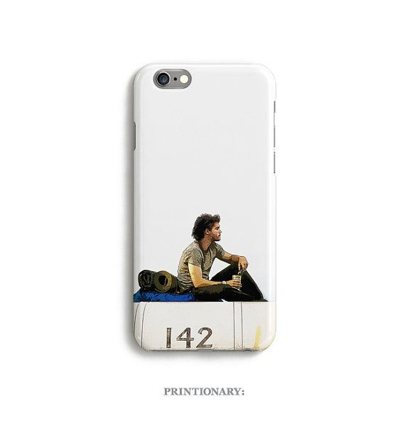 Case  Into The Wild Phone iPhone 6 6s 5 5s 5c 4 4s by Printionary