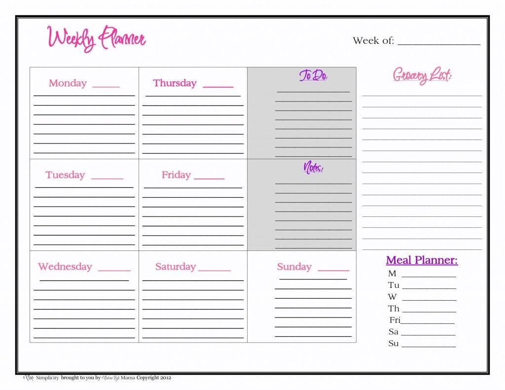 online calender planner