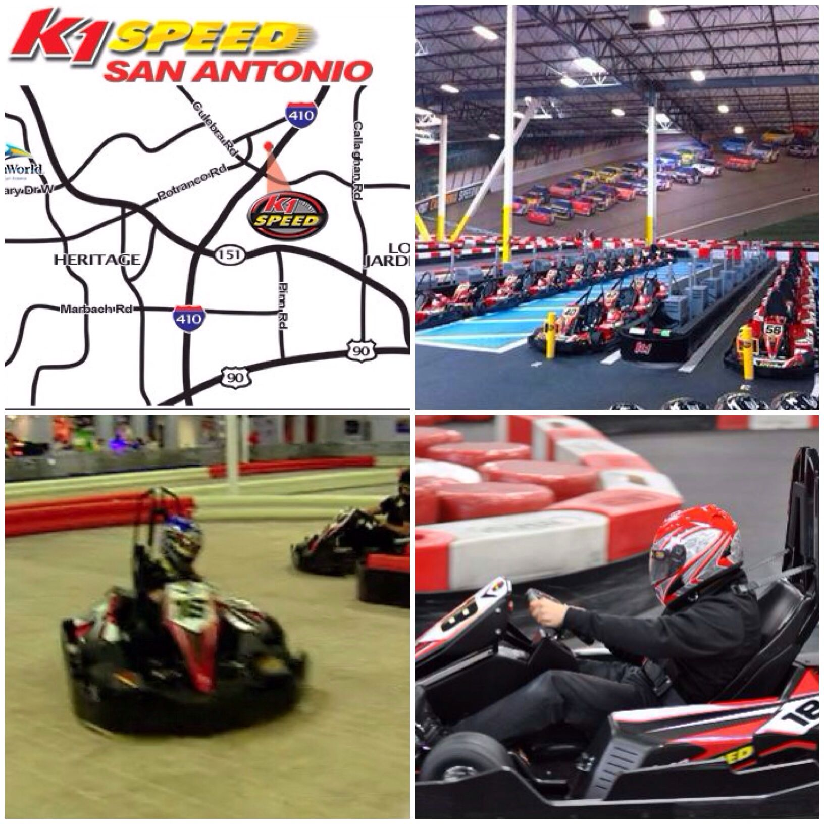 K1 Speed has introduced the sport of indoor go-kart racing to people throughout Texas. With our San Antonio karting center, we've now brought the sport to Southwest Texas as well. If you've never been to a K1 Speed center before, forget everything that you think you know about go-kart racing. At K1 Speed, we offer a truly unique – and thrilling – experience. Gone are the anemic, heavy, unreliable, gas-spewing karts of your youth. In their place are state-of-the-art, high-performance…