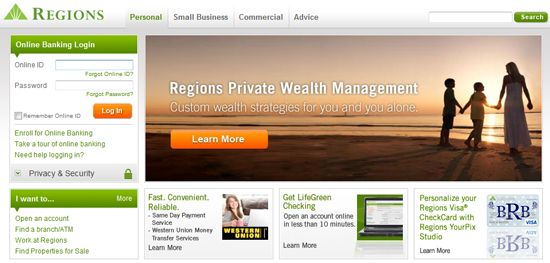 Simplify your life  Take control of your finances with Regions