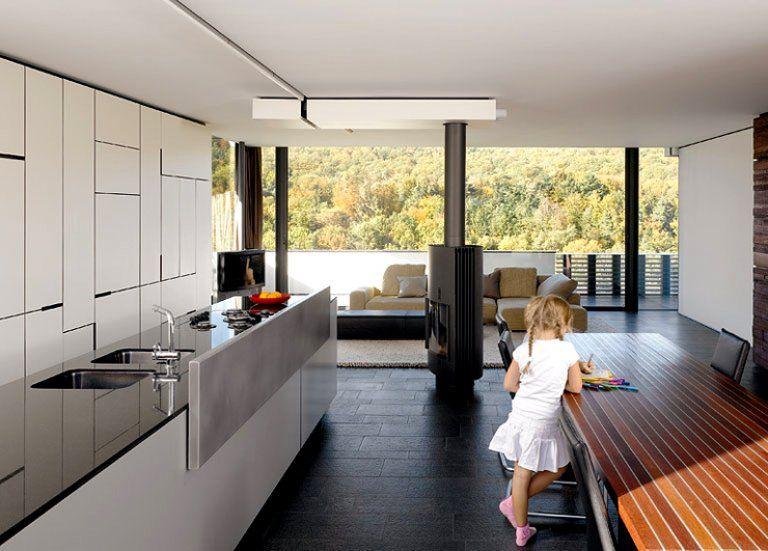 Inspiration Küchen in Architektenhäusern Kueche, 11 and In - schöner wohnen küche