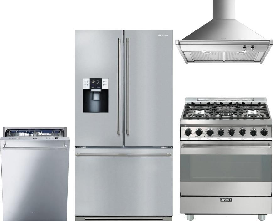 Smeg 852451 Kitchen Appliance Packages Appliances Connection Kitchen Appliance Packages Appliance Packages Kitchen Appliances