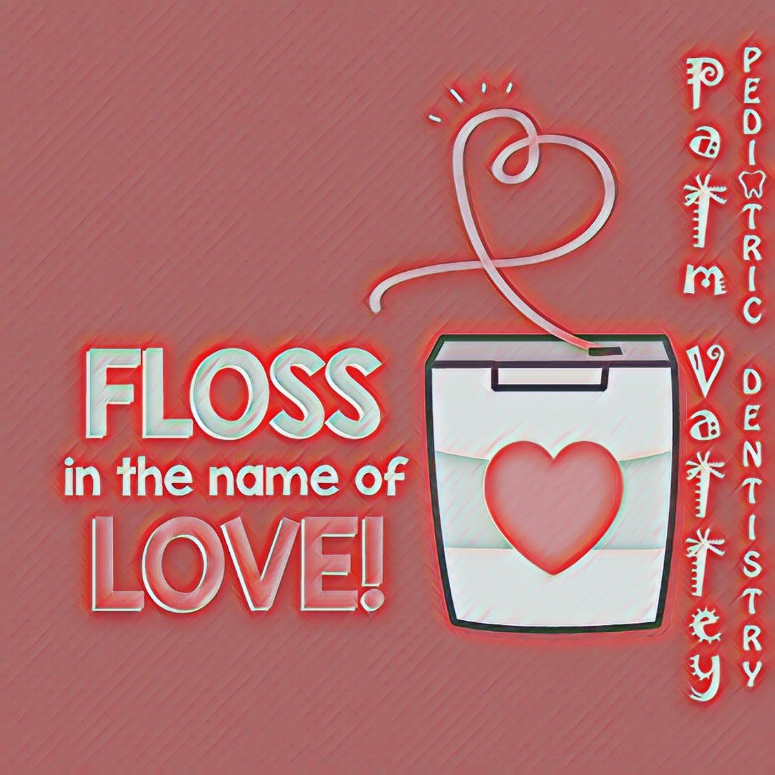 SHOW YOUR SMILE some love by remembering to floss!  Happy Friday everyone!   Palm Valley Pediatric Dentistry    www.pvpd.com #pvpd #kid #child #children #love #cute #sweet #pretty #little #fun #family #baby #happy #smile #dentist #pediatricdentist #goodyear #avondale #surprise #phoenix #phoenixaz #litchfieldpark #verrado #dentalcare #oralhealth #kidsdentist #childrendentist #love #cute
