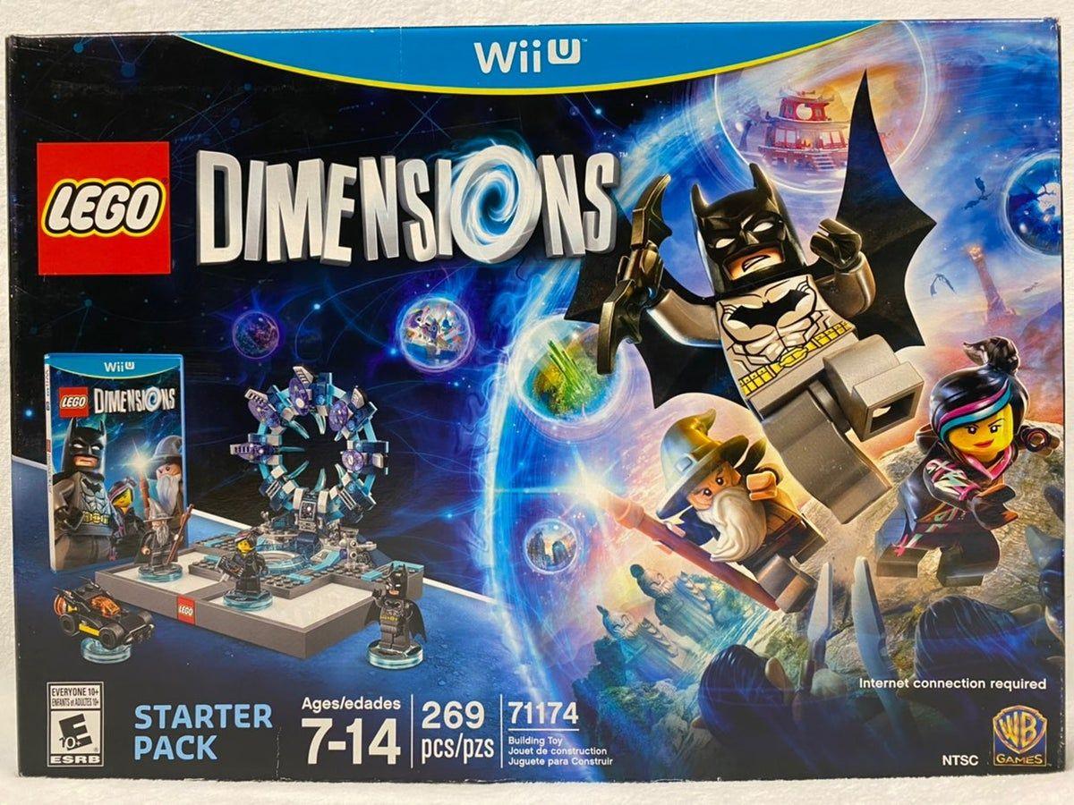 Wii U LEGO Dimensions Starter Pack on Mercari in 2020
